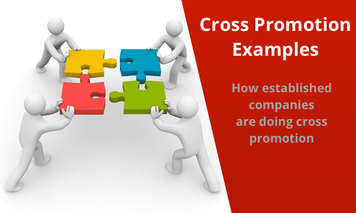 Cross Promotion Examples